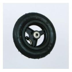 Kolečko pn - 150 x 30 - černá (45)