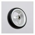 """Hliníkové kolečko 125 x 35 (5"""") - stříbrná"""