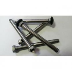 Rychločep - 104 - 12,7 mm - s krytkou - m12 x 1,25