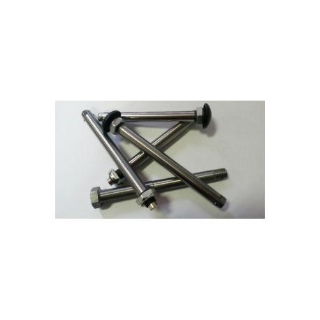 Rychločep - 113 - 12,7 mm - s krytkou - m12 x 1,25