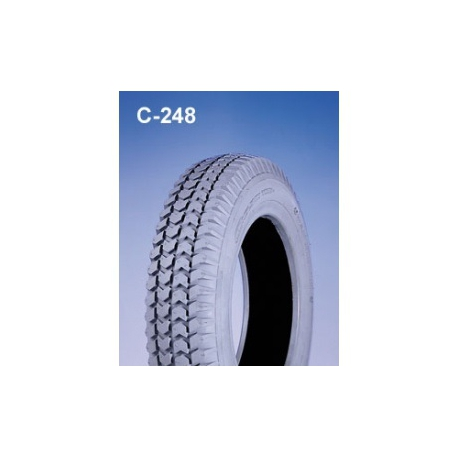 Plášť cheng shin 3.00 - 8 c-248 4pr - šedá