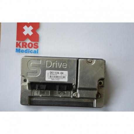 řídící jednotka s-drive