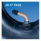 Duše cheng shin 3.00 - 4 (4.10/3.50 - 4) js87 pa25