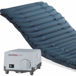 Antidekubitní matrace nylon, 135 kg, s kompresorem