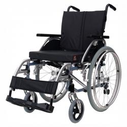 Mechanický invalidní vozík, šíře sedu 40-44cm