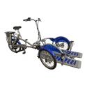 Transportní kolo Van Raam Velo  bez elektr. pohonu