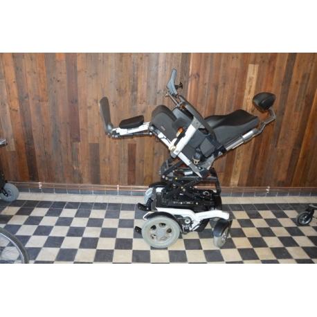 Elektrický invalidní vozík Puma 40, zánovní, 18