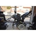 Elektrický invalidní vozík Luca, K10