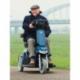 Elektrický invalidní skútr sterling elite2