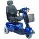 Elektrický invalidní skútr Invacare auriga