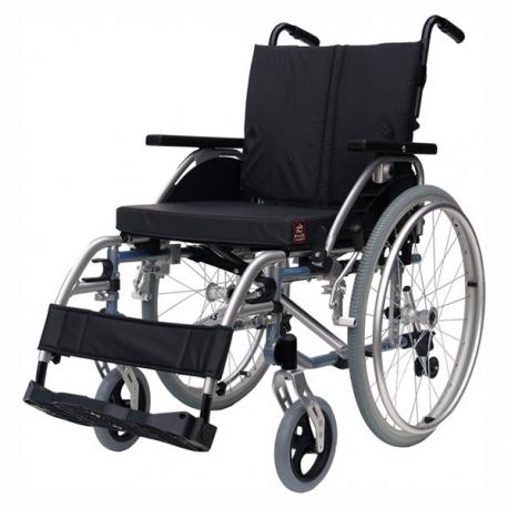 Mechanický invalidní vozík, šíře sedu 45-49cm