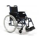 Invalidní vozík Jazz S50 - nový 50 cm šíře sedu