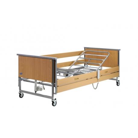 Polohovatelná postel - skládací Invacare Accent