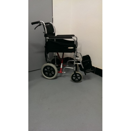 Mechanický invalidní vozík