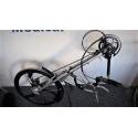 Handbike Speedy s karbonovým kolem