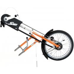 Handbike Speedy Micro, mech. pohon, dětský