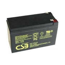 CSB 12V 7,2Ah olověný akumulátor