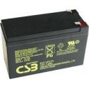 Baterie CSB 12V 7,2Ah olověný akumulátor DeepCycle
