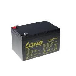 Baterie long 12v 15Ah olověný akumulátor DeepCycle AGM F2