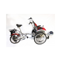 Kolo s invalidním vozíkem Van Raam Opair s elektropohonem - nedělitelný
