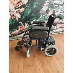 Elektrický invalidní vozík Quickie F35 R2