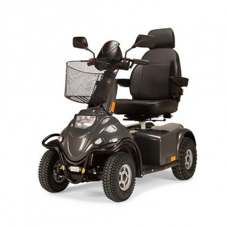 Elektrický invalidní skútr MiniCrosser M1