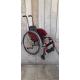 Aktivní invalidní vozík Quickie // 26 cm // QV
