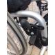 Aktivní invalidní vozík Quickie Simba // 28 cm // RO