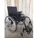 Aktivní invalidní vozík Quickie Argon // 48 cm // UF