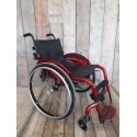 Aktivní invalidní vozík Quickie Helium // 48 cm // UZ