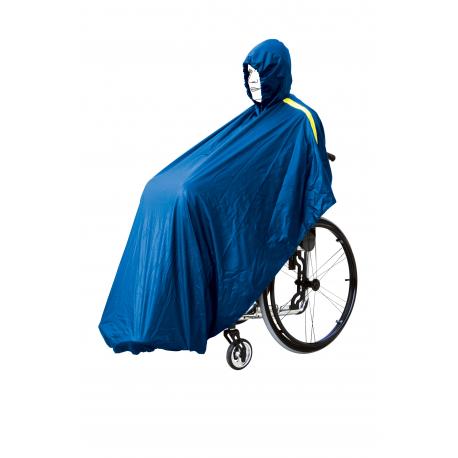 Pláštěnka pro vozíčkáře, velikost L