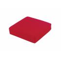 Podsedák  3D červený - 10  cm výška