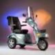 Elekrický invalidní skútr inca sprint