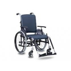 Invalidní vozík skládací zn. roxx – použitý