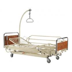 Polohovatelná lůžka pro pacienty s nadváhou – použité