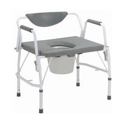 Toaletní židle pro těžší osoby – použité