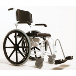 Toaletní vozík s obručemi – použitý