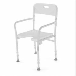 Sprchovací a toaletní židle pevné- použité