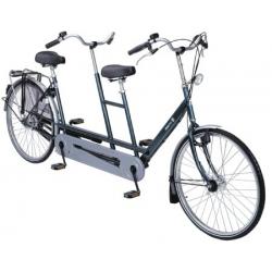 Tandemové kolo van raam twinny – mírně použité!